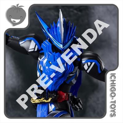 PRÉ-VENDA 31/05/2021 (VALOR TOTAL R$ 548,00 - 10% PARA RESERVA*) S.H. Figuarts - Masked Rider Blade Lion Senki - Masked Rider Saber  - Ichigo-Toys Colecionáveis