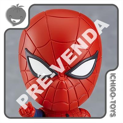 PRÉ-VENDA 30/04/2022 (VALOR TOTAL R$ 722,00 - 10% PARA RESERVA*) Nendoroid 1716 - Spider-Man (Toei Version) - Toei TV Series Spider-Man  - Ichigo-Toys Colecionáveis