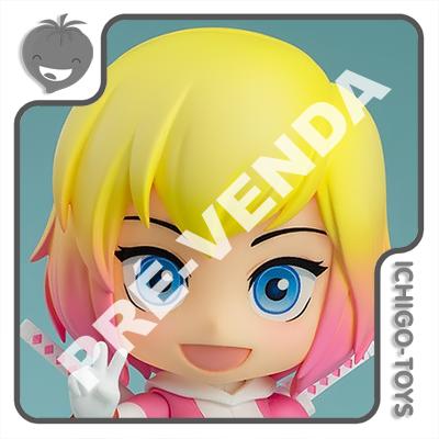 PRÉ-VENDA 30/04/2022 (VALOR TOTAL R$ 778,00 - 10% PARA RESERVA*) Nendoroid 1696 - Gwenpool - Gwenpool  - Ichigo-Toys Colecionáveis