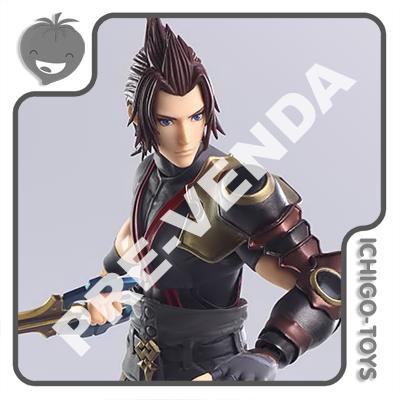 PRÉ-VENDA 31/07/2021 (VALOR TOTAL R$ 894,00 - 10% PARA RESERVA*) Bring Arts - Terra - Kingdom Hearts  - Ichigo-Toys Colecionáveis