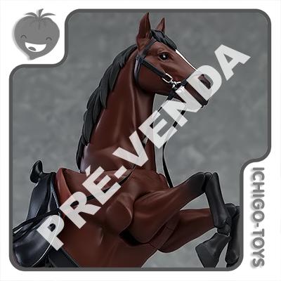 PRÉ-VENDA 30/06/2021 (VALOR TOTAL R$ 432,00 - 10% PARA RESERVA*) Figma 490 - Horse Chestnut Ver. 2  - Ichigo-Toys Colecionáveis