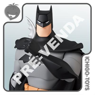 PRÉ-VENDA 31/07/2021 (VALOR TOTAL R$ 846,00 - 10% PARA RESERVA*) Mafex 137 - Batman - The New Batman Adventures  - Ichigo-Toys Colecionáveis
