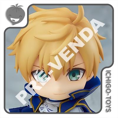 PRÉ-VENDA 31/07/2021 (VALOR TOTAL R$ 528,00 - 10% PARA RESERVA*) Nendoroid 842-DX - Saber/Arthur Pendragon (Prototype) Ascension - Fate/Grand Order  - Ichigo-Toys Colecionáveis