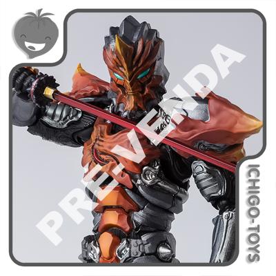 PRÉ-VENDA 30/06/2021 (VALOR TOTAL R$ 716,00 - 10% PARA RESERVA*) S.H. Figuarts Tamashii Web Exclusive - Jugglus Juggler New Generation - Ultraman Z  - Ichigo-Toys Colecionáveis