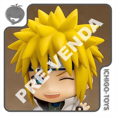 PRÉ-VENDA 31/10/2021 (VALOR TOTAL R$ 598,00 - 10% PARA RESERVA*) Nendoroid 1524 - Minato Namikaze - Naruto Shippuden  - Ichigo-Toys Colecionáveis