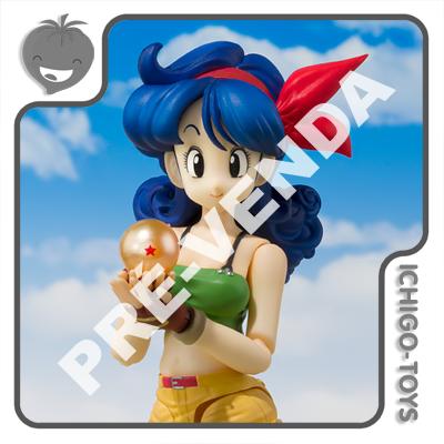 PRÉ-VENDA 30/09/2021 (VALOR TOTAL R$ 638,00 - 10% PARA RESERVA*) S.H. Figuarts Tamashii Web Exclusive - Lunch - Dragon Ball  - Ichigo-Toys Colecionáveis