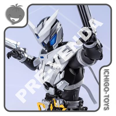 PRÉ-VENDA 30/09/2021 (VALOR TOTAL R$ 688,00 - 10% PARA RESERVA*) S.H. Figuarts Tamashii Web Exclusive - Masked Rider Naki - Masked Rider Zero-One  - Ichigo-Toys Colecionáveis