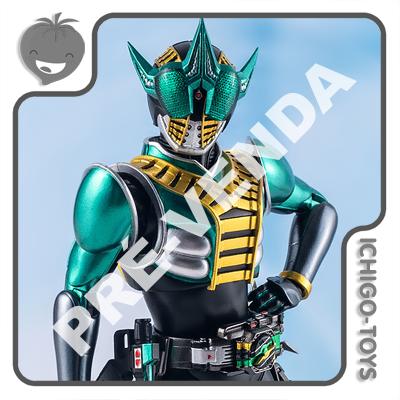 PRÉ-VENDA 30/09/2021 (VALOR TOTAL R$ 782,00 - 10% PARA RESERVA*) S.H. Figuarts Shinkocchou Seihou Tamashii Web Exclusive - Masked Rider Zeronos Altair Form - Masked Rider Den-O  - Ichigo-Toys Colecionáveis