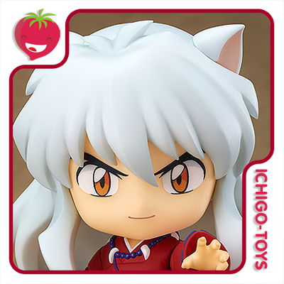 PRÉ-VENDA 30/11/2020 (VALOR DE 10% PARA RESERVA*) Nendoroid 1300 - Inuyasha - Inuyasha  - Ichigo-Toys Colecionáveis