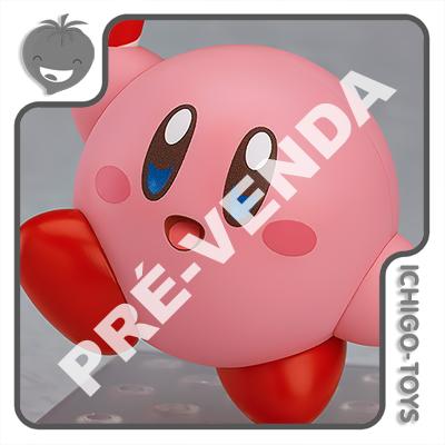 PRÉ-VENDA 30/11/2021 (VALOR TOTAL R$ 478,00 - 10% PARA RESERVA*) Nendoroid 544 - Kirby - Kirbys Dream Land  - Ichigo-Toys Colecionáveis