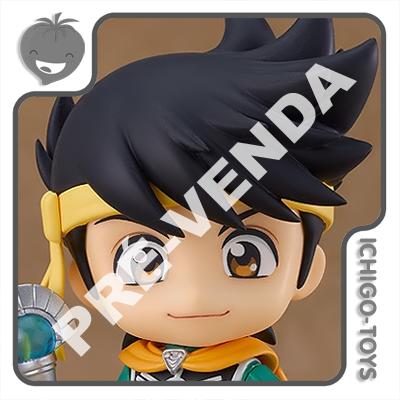 PRÉ-VENDA 30/11/2021 (VALOR TOTAL R$ 498,00 - 10% PARA RESERVA*) Nendoroid 1571 - Popp - Dragon Quest: Dai no Daibouken  - Ichigo-Toys Colecionáveis