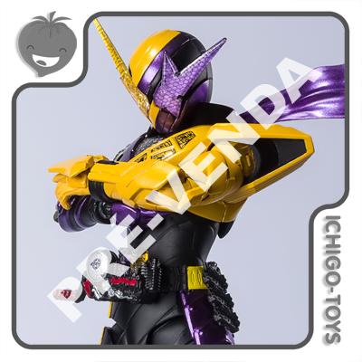 PRÉ-VENDA 30/11/2021 (VALOR TOTAL R$ 734,00 - 10% PARA RESERVA*) S.H. Figuarts Tamashii Web Exclusive - Masked Rider Build Ninnincomic Form - Masked Rider Build  - Ichigo-Toys Colecionáveis