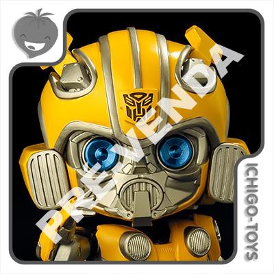 PRÉ-VENDA 28/02/2021 (VALOR TOTAL R$ 484,00 - 10% PARA RESERVA*) Nendoroid 1410 - Bumblebee - Transformers  - Ichigo-Toys Colecionáveis