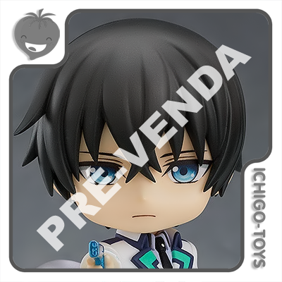 PRÉ-VENDA 31/01/2021 (VALOR TOTAL R$ 444,00 - 10% PARA RESERVA*) Nendoroid 1432 - Tatsuya Shiba - The Irregular at Magic High School: Visitor Arc  - Ichigo-Toys Colecionáveis