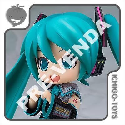 PRÉ-VENDA 31/01/2021 (VALOR TOTAL R$ 542,00 - 10% PARA RESERVA*) Nendoroid Doll - Hatsune Miku - Vocaloid  - Ichigo-Toys Colecionáveis