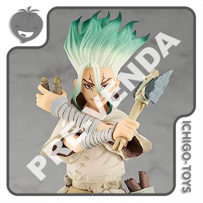 PRÉ-VENDA 31/01/2021 (VALOR TOTAL R$ 498,00 - 10% PARA RESERVA*) Pop Up Parade - Senku Ishigami - Doctor Stone  - Ichigo-Toys Colecionáveis