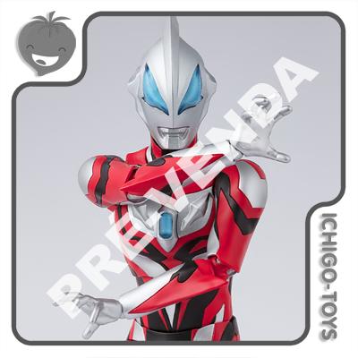 PRÉ-VENDA 31/01/2021 (VALOR TOTAL R$ 514,00 - 10% PARA RESERVA*) S.H. Figuarts - Ultraman Geed Primitive New Generation - Ultraman Geed  - Ichigo-Toys Colecionáveis