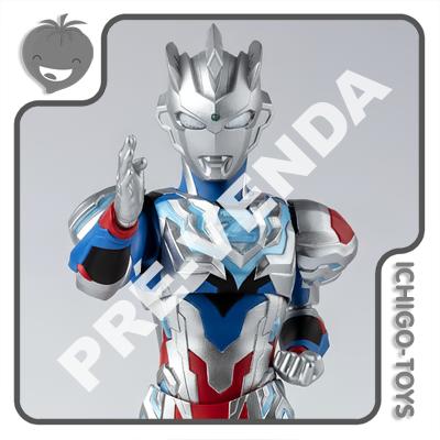 PRÉ-VENDA 31/01/2021 (VALOR DE 10% PARA RESERVA*) S.H. Figuarts - Ultraman Z Alpha Edge - Ultraman Z  - Ichigo-Toys Colecionáveis