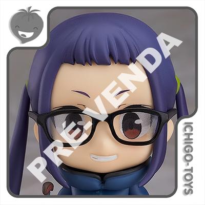 PRÉ-VENDA 31/01/2022 (VALOR TOTAL R$ 538,00 - 10% PARA RESERVA*) Nendoroid 1266 - Chiaki Ogaki - Laid-Back Camp  - Ichigo-Toys Colecionáveis