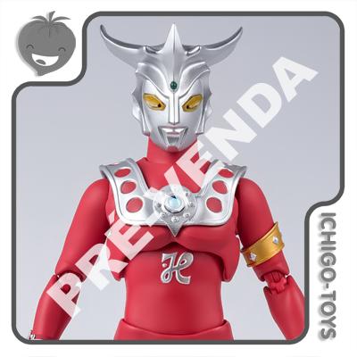 PRÉ-VENDA 31/01/2022 (VALOR TOTAL R$ 676,00 - 10% PARA RESERVA*) S.H. Figuarts - Ultraman Leo - Ultraman Leo  - Ichigo-Toys Colecionáveis