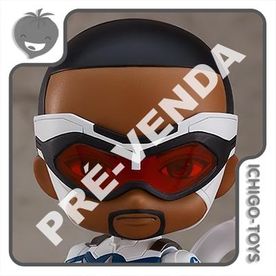 PRÉ-VENDA 31/01/2022 (VALOR TOTAL R$ 682,00 - 10% PARA RESERVA*) Nendoroid 1618-DX - Captain America (Sam Wilson) DX - The Falcon and The Winter Soldier  - Ichigo-Toys Colecionáveis