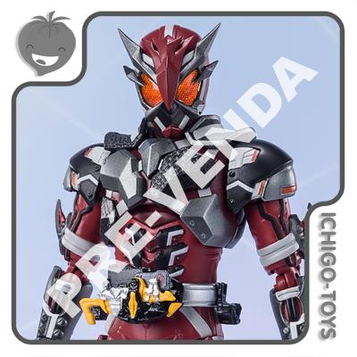 PRÉ-VENDA 31/01/2022 (VALOR TOTAL R$ 688,00 - 10% PARA RESERVA*) S.H. Figuarts Tamashii Web Exclusive - Masked Rider Ikazuchi - Masked Rider Zero-One  - Ichigo-Toys Colecionáveis