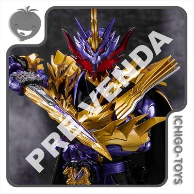 PRÉ-VENDA 31/01/2022 (VALOR TOTAL R$ 762,00 - 10% PARA RESERVA*) S.H. Figuarts Tamashii Web Exclusive - Masked Rider Calibur Jaou Dragon - Masked Rider Saber  - Ichigo-Toys Colecionáveis