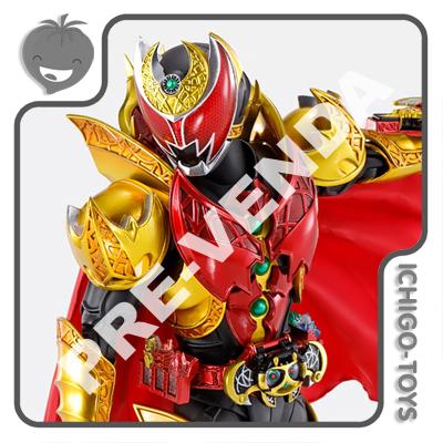 PRÉ-VENDA 31/01/2022 (VALOR TOTAL R$ 972,00 - 10% PARA RESERVA*) S.H. Figuarts Shinkocchou Seihou Tamashii Web Exclusive - Masked Rider Kiva Emperor Form - Masked Rider Kiva  - Ichigo-Toys Colecionáveis
