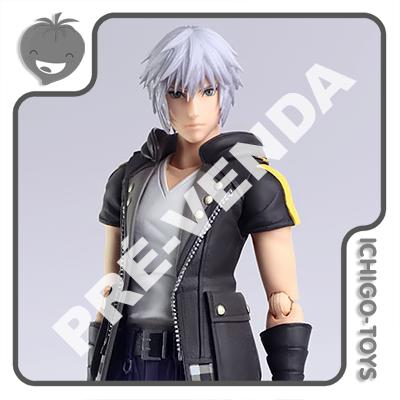 PRÉ-VENDA 31/07/2021 (VALOR TOTAL R$ 728,00 - 10% PARA RESERVA*) Bring Arts - Riku Version 2 - Kingdom Hearts  - Ichigo-Toys Colecionáveis