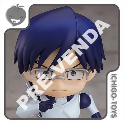 PRÉ-VENDA 31/03/2021 (VALOR TOTAL R$ 456,00 - 10% PARA RESERVA*) Nendoroid 1428 - Tenya Iida - My Hero Academia  - Ichigo-Toys Colecionáveis