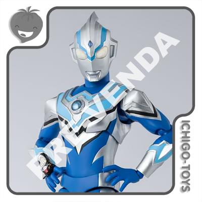 PRÉ-VENDA 31/03/2021 (VALOR TOTAL R$ 710,00 - 10% PARA RESERVA*) S.H. Figuarts Tamashii Web Exclusive - Ultraman Fuma - Ultraman Taiga  - Ichigo-Toys Colecionáveis