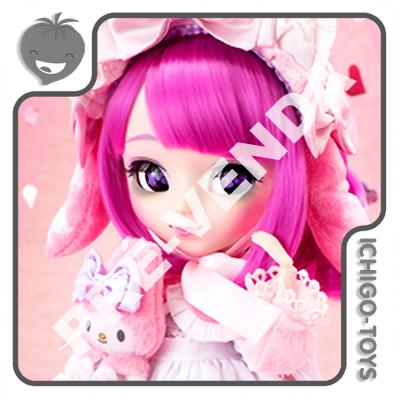 PRÉ-VENDA 31/03/2022 (VALOR TOTAL R$ 1.380,00 - 50% PARA RESERVA*) Pullip My Melody Lilac  - Ichigo-Toys Colecionáveis