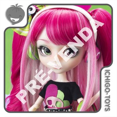 PRÉ-VENDA 31/03/2022 (VALOR TOTAL R$ 1.400,00 - 50% PARA RESERVA*) Pullip AKEMI-Acid Candy  - Ichigo-Toys Colecionáveis