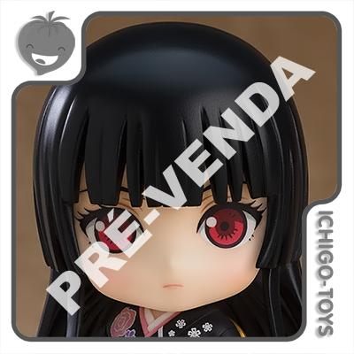 PRÉ-VENDA 31/03/2022 (VALOR TOTAL R$ 522,00 - 10% PARA RESERVA*) Nendoroid 1634 Goodsmile Online Shop Exclusive - Ai Enma - Hell Girl: Fourth Twilight  - Ichigo-Toys Colecionáveis