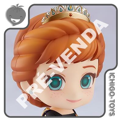 PRÉ-VENDA 31/03/2022 (VALOR TOTAL R$ 528,00 - 10% PARA RESERVA*) Nendoroid 1627 - Anna Epilogue Dress - Frozen 2  - Ichigo-Toys Colecionáveis
