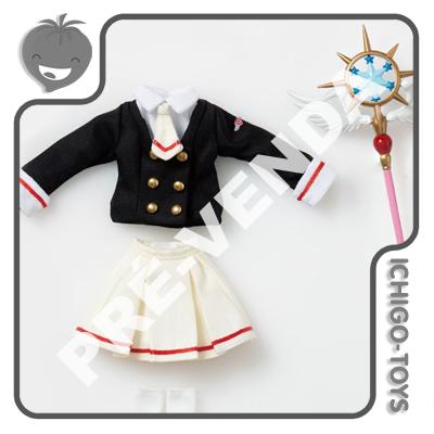 PRÉ-VENDA 31/03/2022 (VALOR TOTAL R$ 620,00 - 50% PARA RESERVA*) Pullip Outfit Tomoeda High School Uniforms - Cardcaptor Sakura  - Ichigo-Toys Colecionáveis