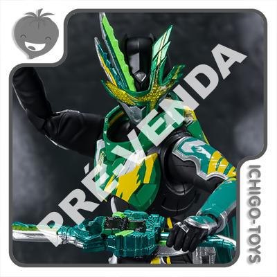 PRÉ-VENDA 31/03/2022 (VALOR TOTAL R$ 748,00 - 10% PARA RESERVA*) S.H. Figuarts Tamashii Web Exclusive - Masked Rider Kenzan Sarutobi Ninjaden - Masked Rider Saber  - Ichigo-Toys Colecionáveis