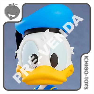 PRÉ-VENDA 31/05/2022 (VALOR TOTAL R$ 678,00 - 10% PARA RESERVA*) Nendoroid 1668 - Donald Duck - Donald Duck Disney  - Ichigo-Toys Colecionáveis