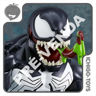PRÉ-VENDA 31/05/2022 (VALOR TOTAL R$ 816,00 - 10% PARA RESERVA*) Nendoroid 1645 - Venom - Venom  - Ichigo-Toys Colecionáveis
