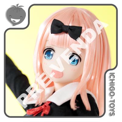 "PRÉ-VENDA 31/10/2020 (VALOR DE 50% PARA RESERVA*) Pureneemo Character #123- Chika Fujiwara - ""Kaguya-sama Wants to Tell You-Love Brains of Geniuses ""   - Ichigo-Toys Colecionáveis"