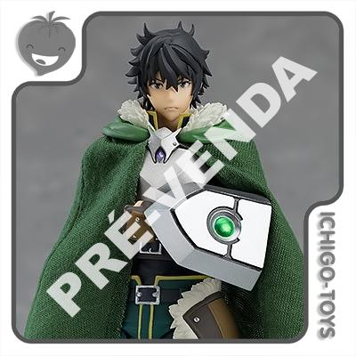 PRÉ-VENDA 31/08/2021 (VALOR TOTAL R$ 744,00 - 10% PARA RESERVA*) Figma 494 - Naofumi Iwatani - The Rising of the Shield Hero  - Ichigo-Toys Colecionáveis