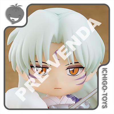PRÉ-VENDA 31/07/2021 (VALOR TOTAL R$ 482,00 - 10% PARA RESERVA*) Nendoroid 1514 - Sesshomaru - Inuyasha  - Ichigo-Toys Colecionáveis