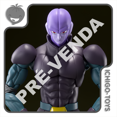 PRÉ-VENDA 31/08/2021 (VALOR TOTAL R$ 686,00 - 10% PARA RESERVA*) S.H. Figuarts Tamashii Web Exclusive - Hit - Dragon Ball Super  - Ichigo-Toys Colecionáveis