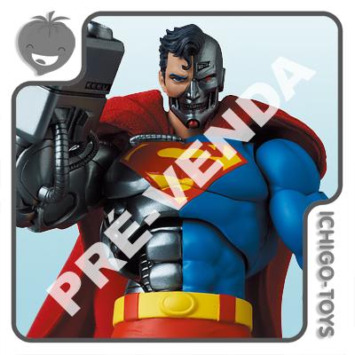 PRÉ-VENDA 31/07/2022 (VALOR TOTAL R$ 904,00 - 10% PARA RESERVA*) Mafex 164 - Cyborg Superman - Return of Superman  - Ichigo-Toys Colecionáveis