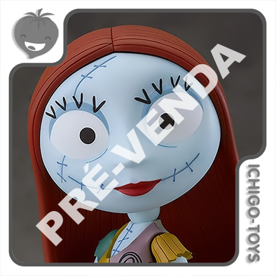 PRÉ-VENDA 31/10/2021 (VALOR TOTAL R$ 538,00 - 10% PARA RESERVA*) Nendoroid 1518 - Sally - Disney