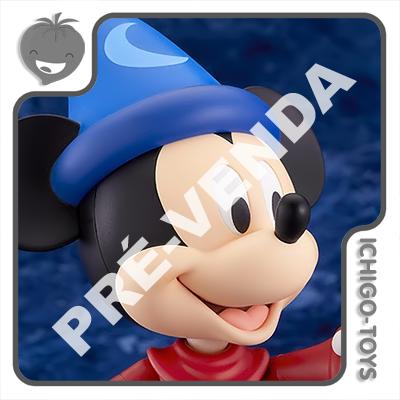 PRÉ-VENDA 31/08/2021 (VALOR TOTAL R$ 514,00 - 10% PARA RESERVA*) Nendoroid 1503 - Mickey Mouse: Fantasia - Fantasia  - Ichigo-Toys Colecionáveis