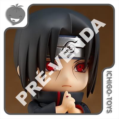 PRÉ-VENDA 31/08/2021 (VALOR TOTAL R$ 528,00 - 10% PARA RESERVA*) Nendoroid 820 - Itachi Uchiha - Naruto Shippuden  - Ichigo-Toys Colecionáveis