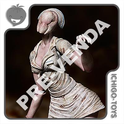 PRÉ-VENDA 30/09/2021 (VALOR TOTAL R$ 648,00 - 10% PARA RESERVA*) Figma SP-061 - Bubble Head Nurse - Silent Hill  - Ichigo-Toys Colecionáveis