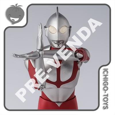 PRÉ-VENDA 31/08/2021 (VALOR TOTAL R$ 678,00 - 10% PARA RESERVA*) S.H. Figuarts - Ultraman - Shin Ultraman  - Ichigo-Toys Colecionáveis
