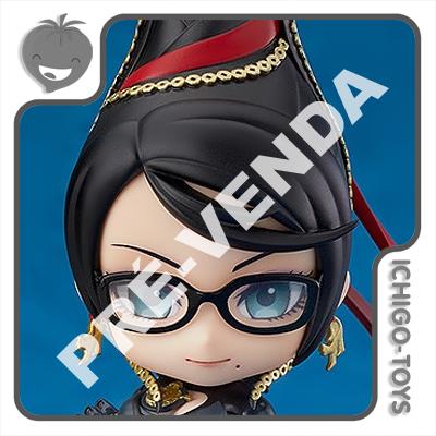 PRÉ-VENDA 31/08/2021 (VALOR TOTAL R$ 748,00 - 10% PARA RESERVA*) Nendoroid 1485 Goodsmile Online Shop Exclusive - Bayonetta - Bayonetta  - Ichigo-Toys Colecionáveis